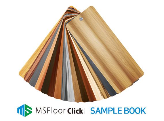 MS Floor Click 샘플북